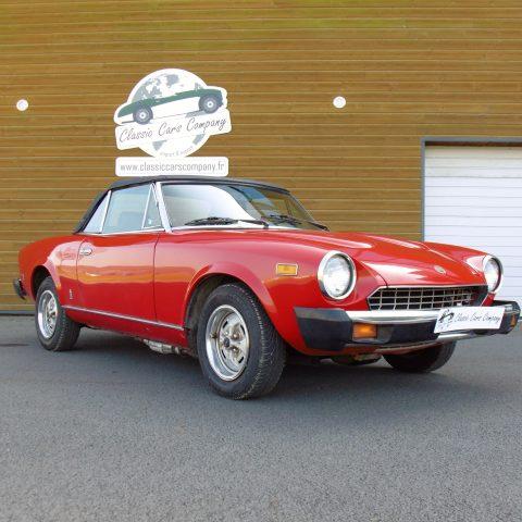 Fiat Spider 124