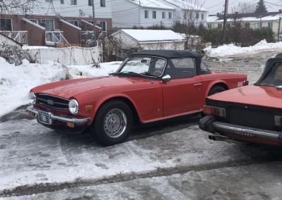 Arrivage véhicules anciens décembre 2018-12
