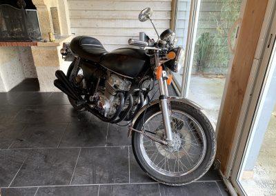 Honda CB 750 Four 01