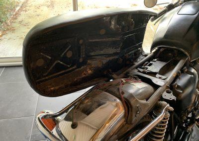 Honda CB 750 Four 06