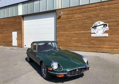 Jaguar type e série 3 00002