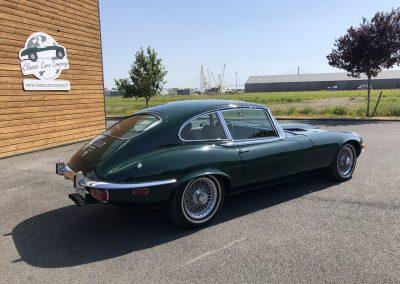 Jaguar type e série 3 00003