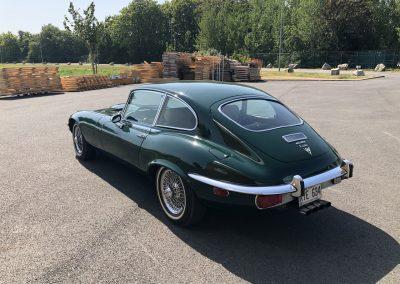 Jaguar type e série 3 00005