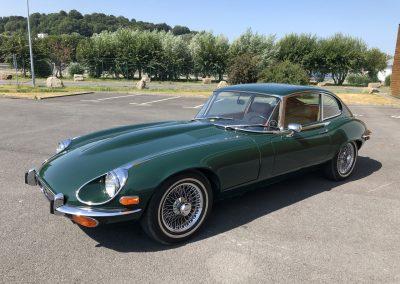 Jaguar type e série 3 00006