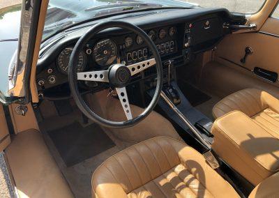 Jaguar type e série 3 00008
