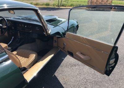 Jaguar type e série 3 00012
