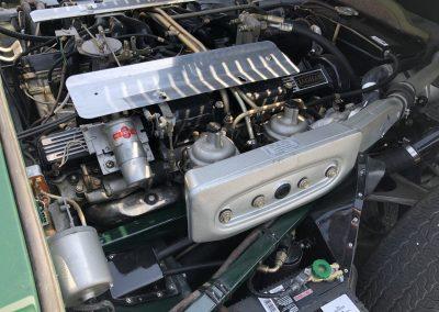 Jaguar type e série 3 00016
