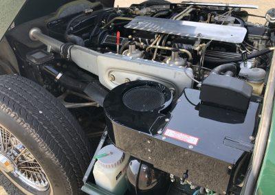 Jaguar type e série 3 00017