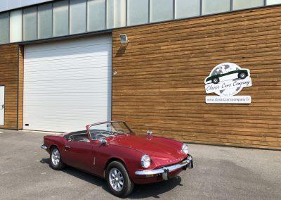Triumph Spitfire mk3 - 00001