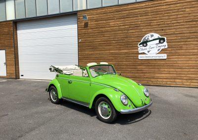Volkswagen Coccinelle cabriolet 00001