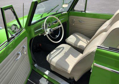 Volkswagen Coccinelle cabriolet 00006