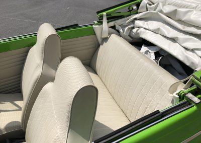 Volkswagen Coccinelle cabriolet 00007