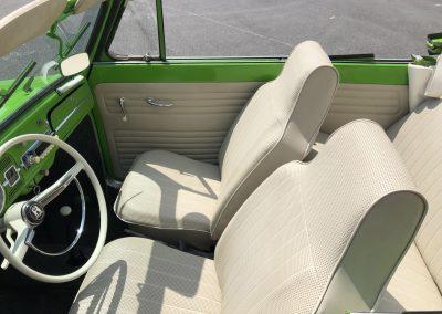 Volkswagen Coccinelle cabriolet 00008