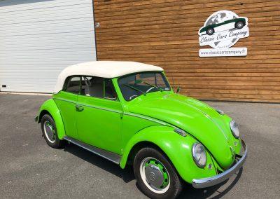 Volkswagen Coccinelle cabriolet 00010