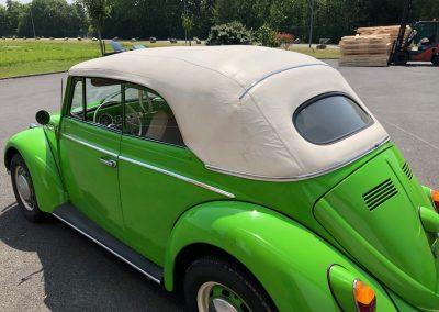 Volkswagen Coccinelle cabriolet 00012