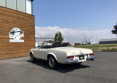 Mercedes 230 sl pagod 00004