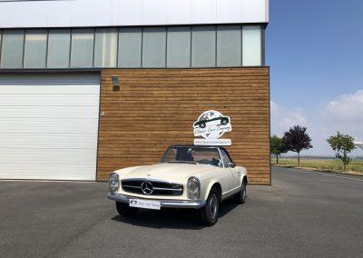 Mercedes 230 sl pagod 00005