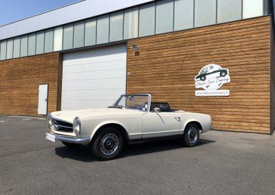 Mercedes 230 sl pagod 00006