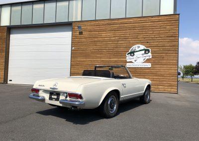 Mercedes 230 sl pagod 00007