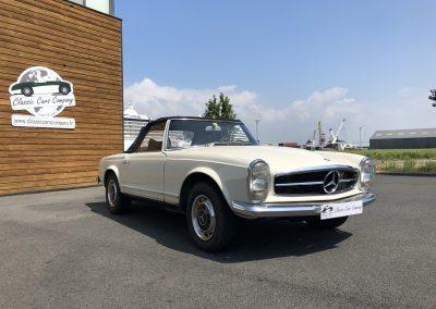 Mercedes 230 sl pagod 00011