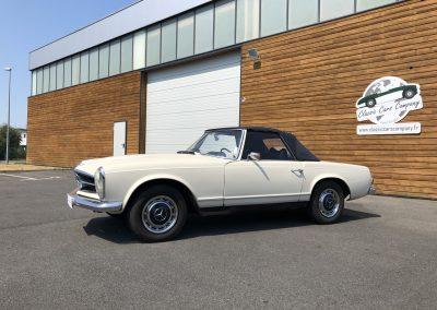 Mercedes 230 sl pagod 00012