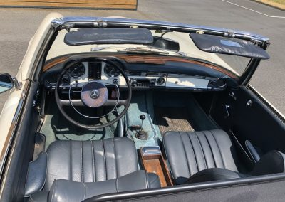 Mercedes 230 sl pagod 00014