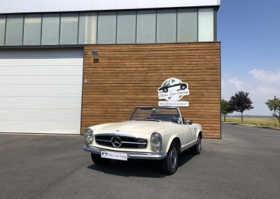 Mercedes 230 sl pagod 00015