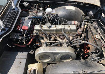 Triumph TR6 noir 00019